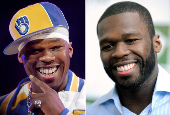50 Cent's New Grill