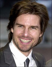 Tom Cruise Wears Braces