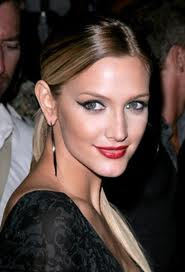 Ashlee Simpson after plastic surgery