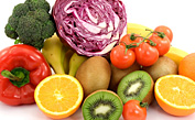 Color Your Diet with Anti-aging Superfoods