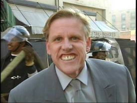 Gary Busey's Larger than Life Smile