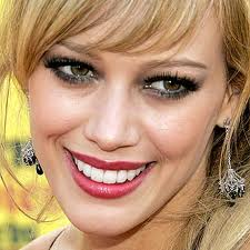 Hilary Duff's Porcelain Veneers