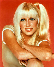 Suzanne Somers before plastic surgery