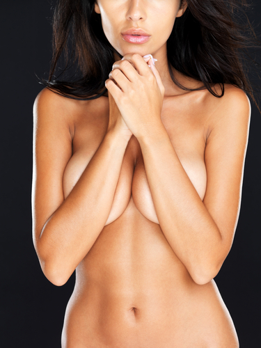 Transaxillary Breast Implants